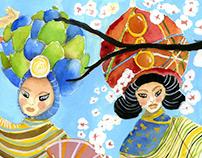 Editorial & Marketing: Slow Travel Vietnam -