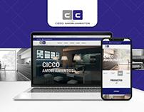 ciccoamoblamientos.com | diseño web