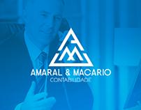 Amaral & Macario - Visual Identity