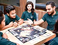 Branding of VINCERE Board Game Cafe