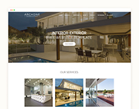 Architecture Free Responsive website Template