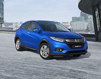 Honda HRV Configuration's