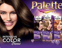 HENKEL : Palette Intensive Color crème