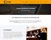 Hippo Solutions - Software Reporting Landing Page