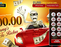 Lotto Cards-Mummy Rags to Riches