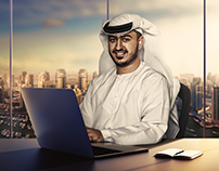 Dubai Government HR Campaign