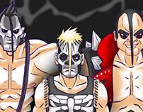 Misfits - Character Design