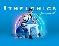 Graphic Design for Social Media for 2018 for Gym Brand