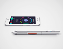 CRONZY Pen - Over 16-million colors in your pocket