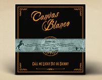 Album Canvas Blanco