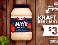 "Eyeview Digital - Kraft Mayo ""Ham Sandwich"" Pitch"