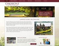 Oakmont Village Website