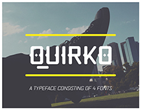 Quirko - Free Typeface
