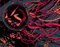 Arnold Pixel Art Experiment