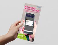 Flyer Design | Free Facebook | ZONG 4G A NEW DREAM