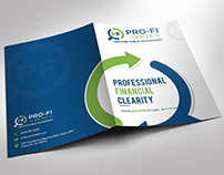 Pro-Fi brochure Folder