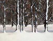 Snow, Start Lane