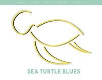 Sea Turtle Blues Website