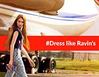 dress likeRavin's