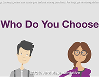 Animated Explainer Video: Who do you choose?