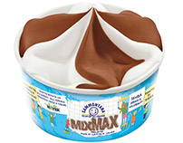 Mis Max special edition Sammontana- Meyer ice cream cup