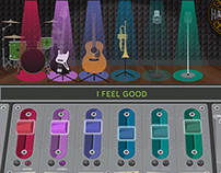 Country Music Hall of Fame: Mix It Up! Interactive