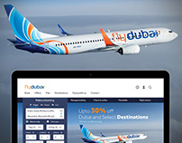 flydubai Social, Web and Google Adwords banner campaign