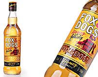 Fox & Dogs Honey & Whisky