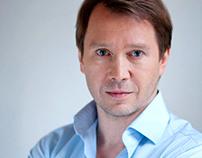 Сайт актера Евгения Миронова