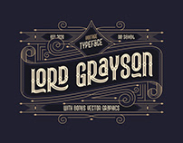Lord Grayson font