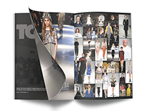 Toni and Guy Magazine