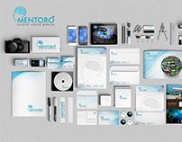 Mentoro  - Branding & Web