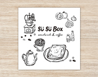 SUSU BOX illustration design