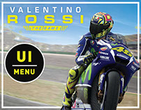 Valentino Rossi The Game - 2D/UI Graphic