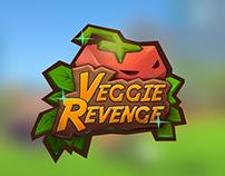 Veggie Revenge Game UI