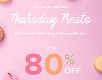 Thursday Sale EDM