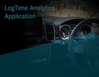 LogTime Analytics Application