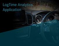 LogTime Analytics Application