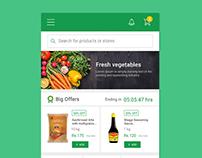 Mango stores - UI/UX