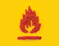 Takis Fuego Ad Campaign