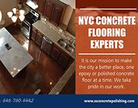 NYC Concrete Flooring Experts