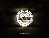 Warsteiner x Logoanimation