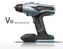Vill - A Powerful Drill Design