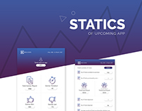 Stats Of application