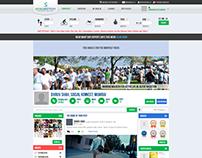 Stepathlon Website