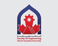 Faculty of Engineering ACU Logo