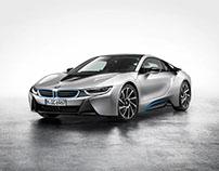 BMW i8 Katalog