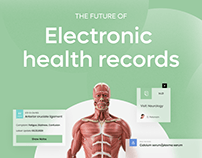 EHR - Electronic Health Record System