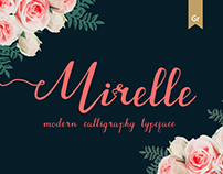 Mirelle script - FREE FONT