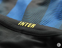 Concept website for internazionale milano